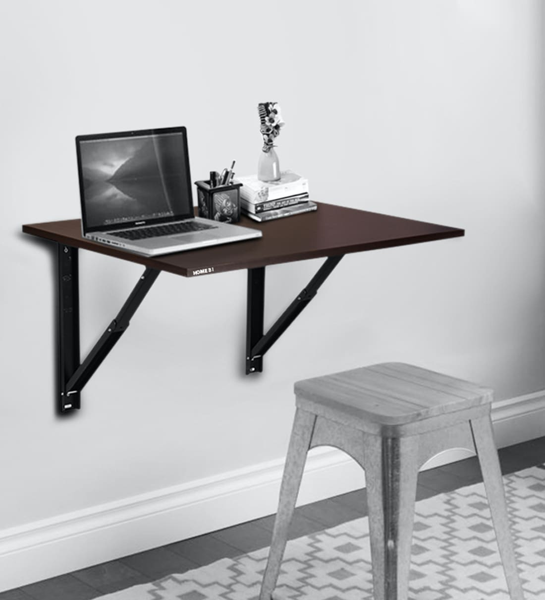 Buy Emica Space Saving Folding Study Table By Auspicious Home Online Contemporary Writing Tables Tables Furniture Pepperfry Product