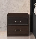 Emirates Bedside Table in Brown Colour