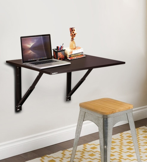 Buy Emica Folding Study Table By Home Bi Online   Modern Study Tables   Study  Tables   Furniture   Pepperfry Product