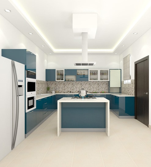 Modular Kitchen - Buy Modular Kitchen Design Online in India