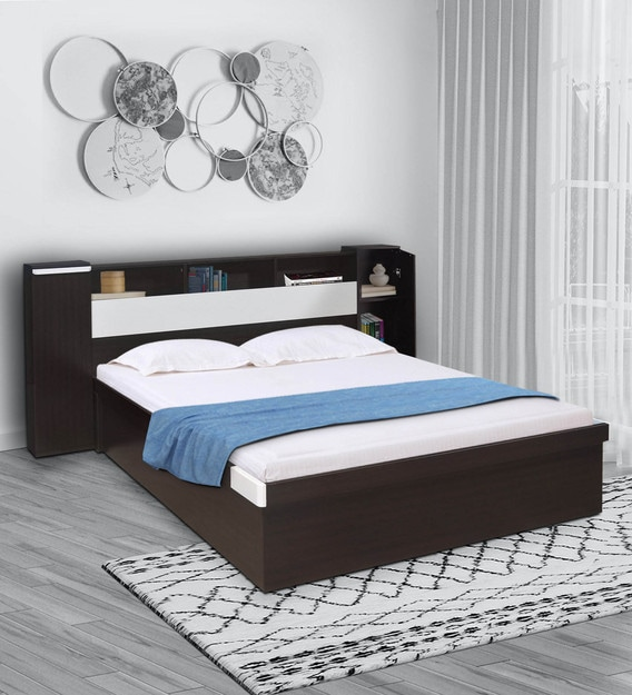 Empire King Size Bed With Storage, Empire Furniture For Less