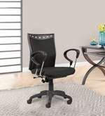 Ergonomic Chair in Black Colour