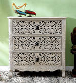 Erykah Chest of Drawers in Distress Finish