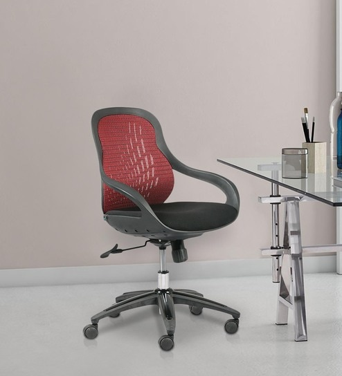 chair desk office pc back executive homcom computer ergonomic dp high seat swivel mesh