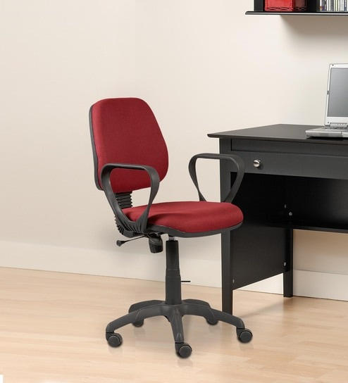 buy best chairs online chairs buy chairs online in india best designs 11803 | ergonomic chair in maroon colour by parin ergonomic chair in maroon colour by parin pdbi0n