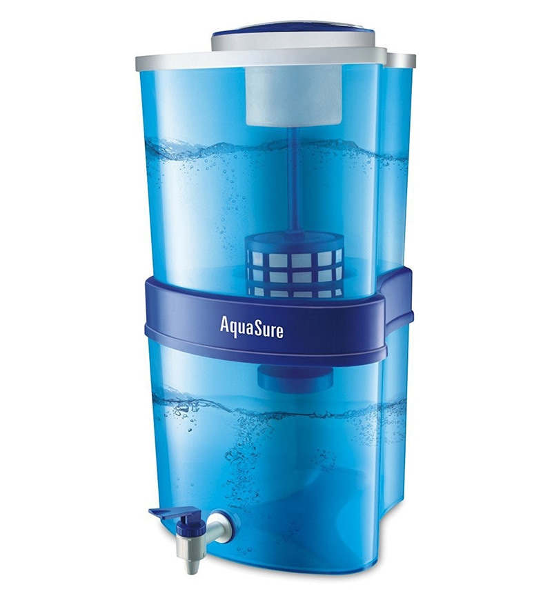 Eureka Forbes Aquasure Xtra Tuff 16 L Membrane Types Water Purifier