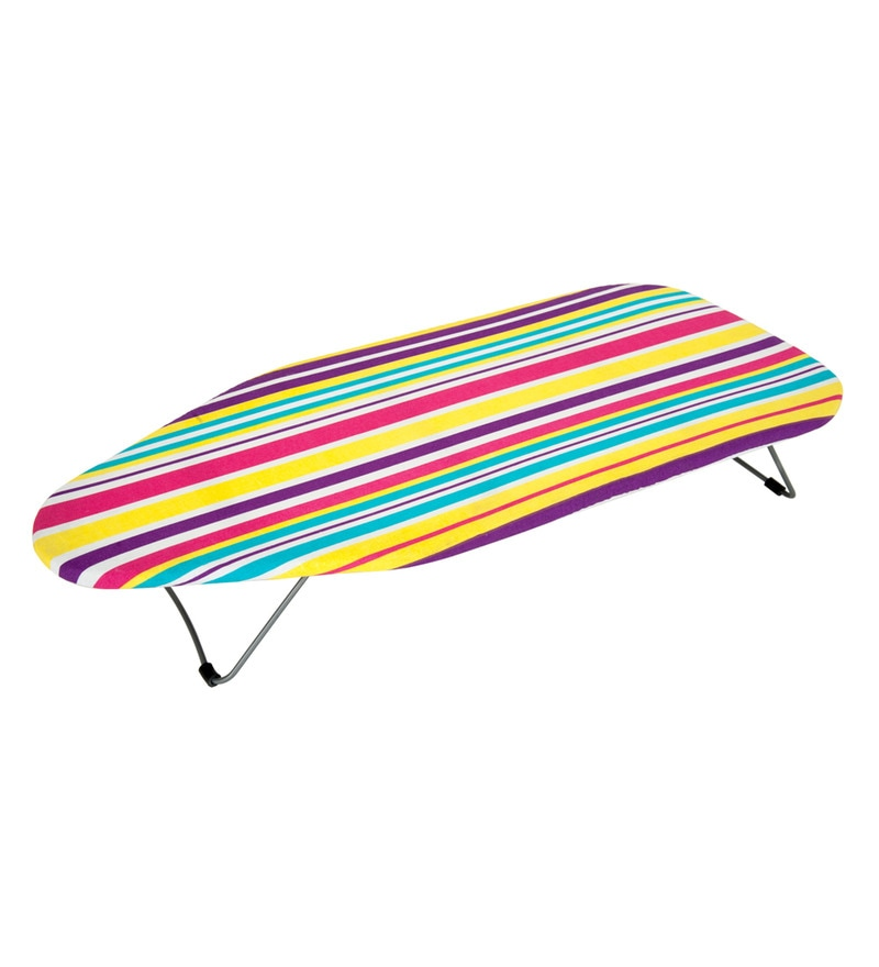 Eurostar Little Champ Steel Multicolour Table Top Ironing Board