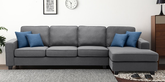 Lovely Grey Sofa For Only 1 Year In An Office And Still Good As New Very Comfortable1 72m Wide X 80c 703185385