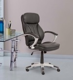 Gemini Executive Chair in Black Colour
