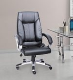 Executive High Back Office Chair in Black Colour