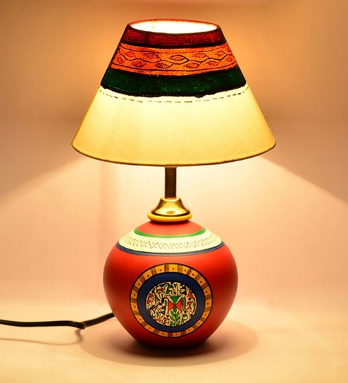 Buy lamp in table lamp by exclusivelane online indian ethnic table lamp in table lamp by exclusivelane mozeypictures Choice Image