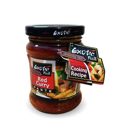 exotic thai red curry paste-set of 2exotic thai online