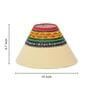 Multicolour Polyvinyl Table Lamp by ExclusiveLane