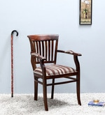 Eyre Arm Chair in Provincial Teak Finish