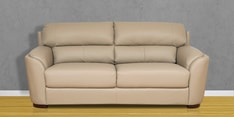 Falcon Three Seater Sofa in Light Grey Colour