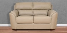 Falcon Two Seater Sofa in Light Grey Colour