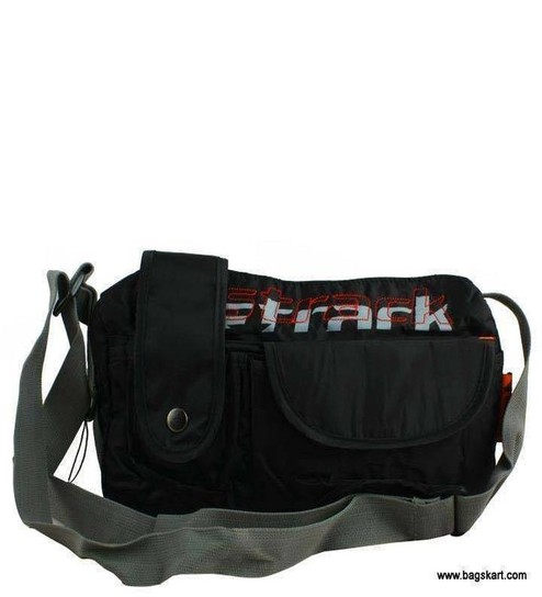 e1250595a4c8 FASTRACK SLING BAG A0208NBK01AA BLACK by Fastrack Online - Duffles ...