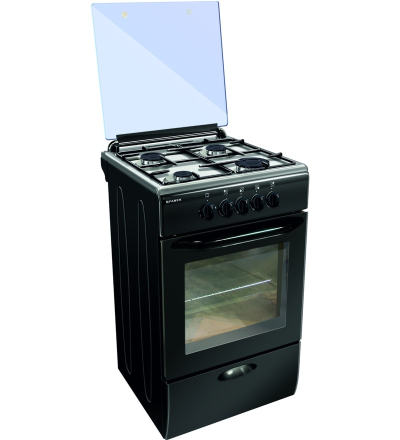 Buy Faber 4 Burner Pb Ignition Cooking Range W 44l Oven