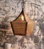 Copper Metal Fatima Pendant by Fabuliv