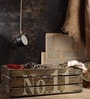Fabuliv Ewen Mango Wood Brown Crate