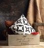Fabuliv Paris Mango Wood & Jute White Bucket