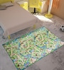 Zoo Map Multicolor Foam Play Mat by FashBlush