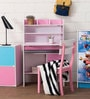 Fayne Study Unit in Pink Colour by nuhoom