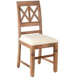 Festo Dining Chair in Natural Finish