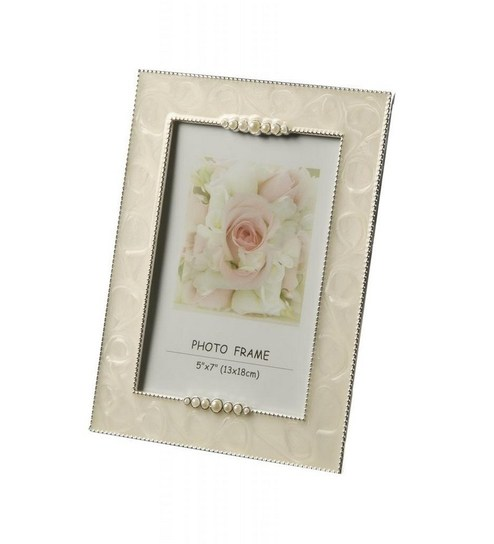 Fennel Square Large Photo Frame With Metal Detailing by Fennel ...