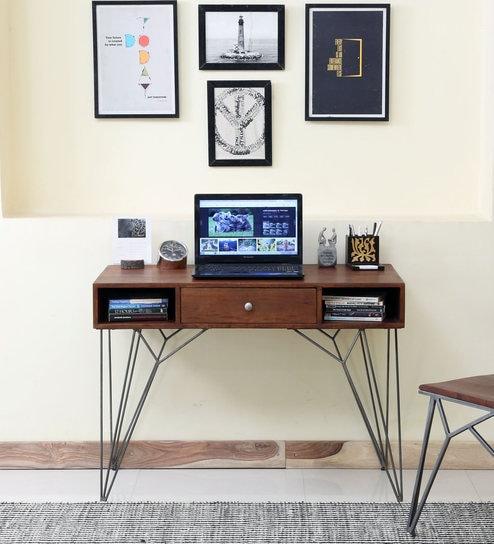 study table from pepperfry