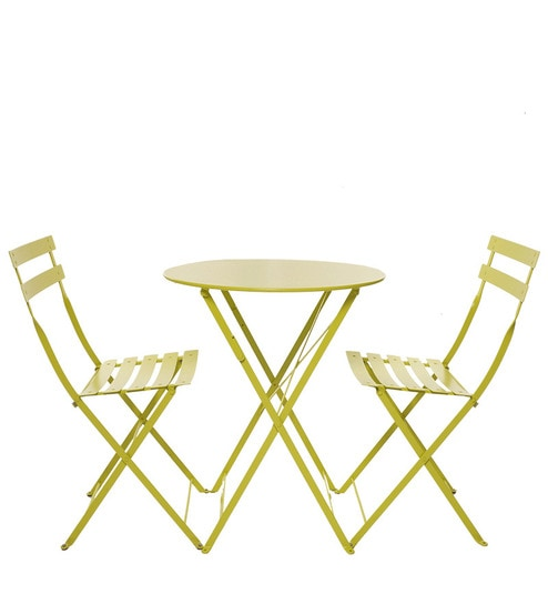 Fermob Bistro Set Of 2 Chairs In Vervaine By Worldbazaar World Bazaar Online Outdoor Sets Furniture Pepperfry Product