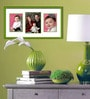 Elegant Arts and Frames Green Metal 21 x 1 x 11 Inch Collage Photo Frame