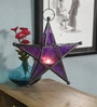 Festive Collection Multicolour Brass Maharaja Star Deepavali Lantern
