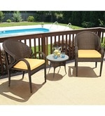 Fine Living Two Seater Outdoor & Balcony Set