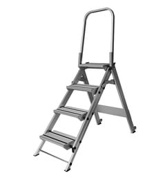 Firma Revolution Aluminium 4 Steps 4.5 FT Ladder