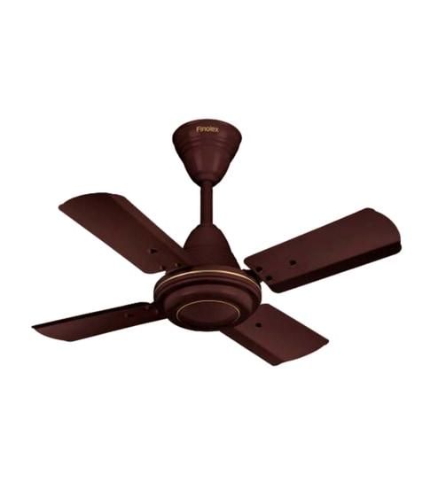 Finolex Stunprise 600 Mm Dark Brown Ceiling Fan