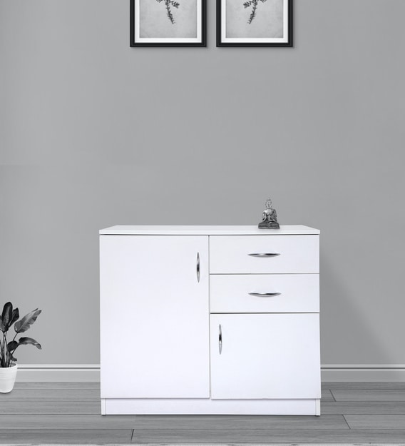 Filing Cabinet In White Colour By, Furniture Filing Cabinets