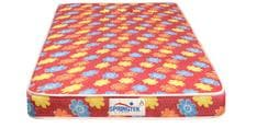 Flora Queen Size (78 x 60) 4 Inches Thick Back Support Eco Mattress