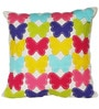 Flutter POP (16 x 16) Cushion Cover by L Orange