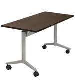 Foldable Table in Wenge Finish
