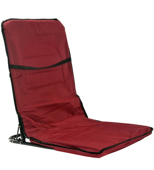 Folding Floor Cum Yoga Picnic Camping Meditation Chair By Kawachi