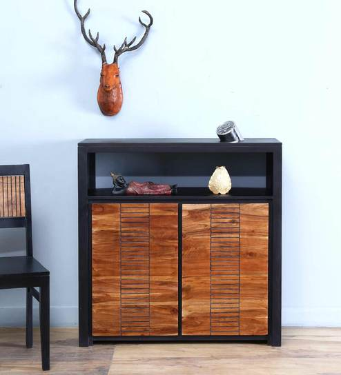Forks Sideboard In Dual Tone Finish By Woodsworth