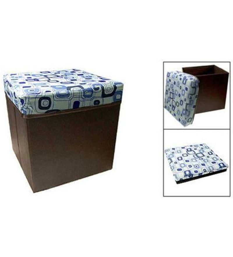 Folding Multifunction Storage Stool Seat Box By Market