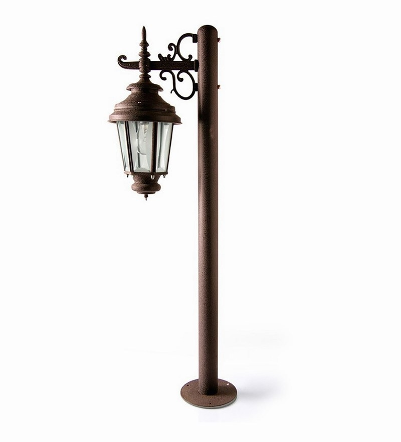 Buy Black Metal Outdoor Lighting By Fos Lighting Online