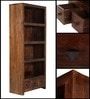 Ontario Book Shelf in Provincial Teak Finish by Woodsworth