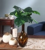 Fourwalls Green Synthetic Miniature Artificial Plant