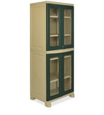 Freedom File Cabinet in Olive Green Colour