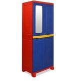 Freedom Cabinet in Pepsi Blue Colour