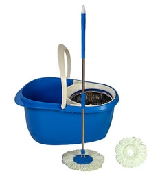 Frestol Blue Cleaning Mop With Steel Filter