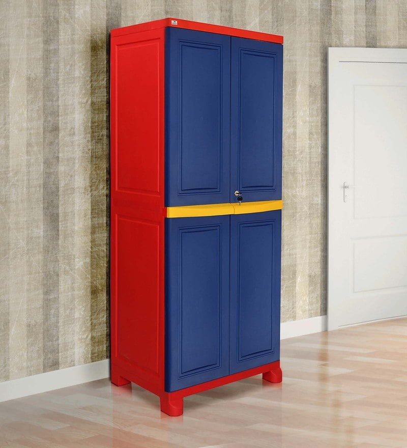 Freedom Cabinet without Mirror in Multi Colour by Nilkamal